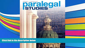 buy hillary j michaud paralegal studies audiobook download