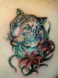 white tiger tattoos great designs and ideas for and