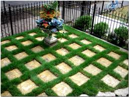 gardening ideas for small gardens modern with stone patio with