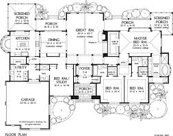 single level house plans plan 60502nd 4 bedroom grandeur floor design basements and safe room