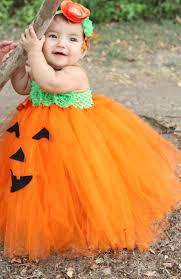 adorable baby pumpkin costume pumpkin tutu dress for baby