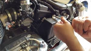how to change a battery diy motorcycle maintenance moto adventurer