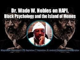 Meme Psychology - dr wade w nobles on hapi black psychology and the island of memes