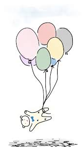 teddy balloons free illustration balloons teddy teddy free image on