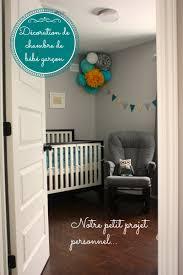 décoration chambre bébé garcon décoration de chambre de bébé garçon c est ça la vie