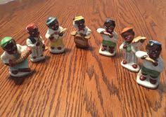 drum play statue sculpture figurine jazz band collection great gift