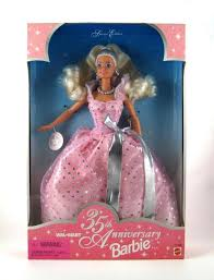 Frozen Storybook Collection Walmart 35th Wal Mart Anniversary Doll 1997