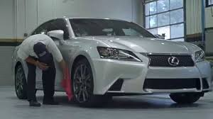 lexus mechanic denver sewell lexus collision center the power to choose youtube