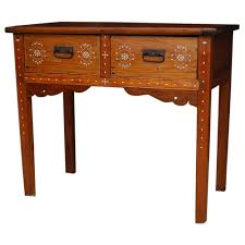 Antique Console Table Exquisite Antique Console Table From The Philippines