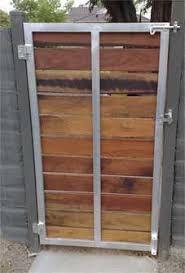 How To Make A Wooden Patio Best 25 Deck Gate Ideas On Pinterest Diy Safety Gates Gates