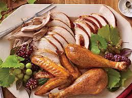 smoked self basting turkey recipe myrecipes
