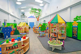 daycare center early childhood creative world