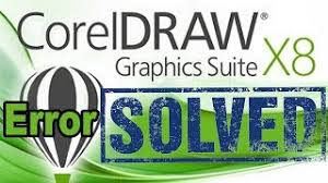 corel draw x7 error 38 how to solved error in corel draw