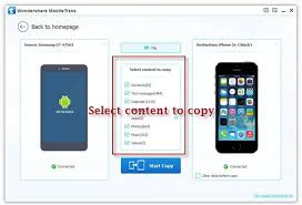 transfer contacts android transfer contacts from android samsung to iphone