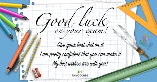 gud luck good luck to all pt3 u0026 spm candidates