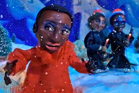 christmas claymation jones come home for christmas gets claymation