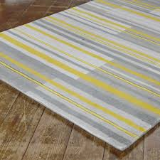 Modern Stripe Rug by Large Striped Rugs Roselawnlutheran