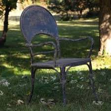 Distressed Bistro Chair Antique Black Metal Bistro Chair Metal Bistro Chairs Stackable
