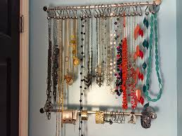 organizing jewelry laundry marco closet and storage shower curtain