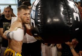 borges mayweather mcgregor at mendon drive in theater offers big