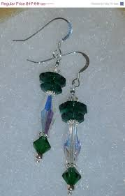 Swarovski Crystal Christmas Ornaments Sale by 144 Best Christmas Crystal Earrings Images On Pinterest