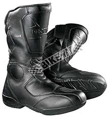 biker riding boots pro biker speed motorcycle sports racing riding boots black