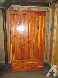 free standing cedar closet for sale in wyndmoor pennsylvania
