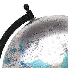 blue ocean world 13 big decorative globe rotating geography earth