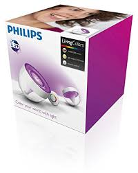philips livingcolors iris colour changing mood light clear about