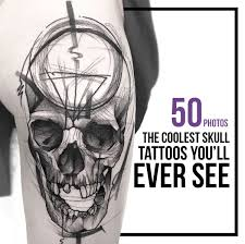the coolest skull tattoos you u0027ll ever see 50 photos tattoo