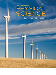 Physical Science Ninth Edition Bill W Tillery