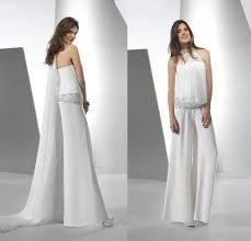 white wedding jumpsuit white wedding jumpsuits search fashion