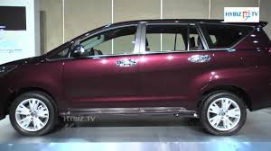 showroom toyota new innova crysta 2016 launched at hyderabad ex showroom price