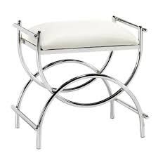 Ikea Vanity Stool Curve Chrome Vanity Bench Pics With Outstanding Vanity Stool For