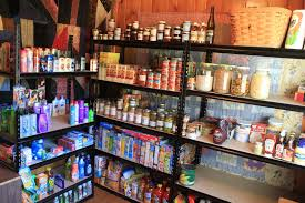 almota river ranch pantry room