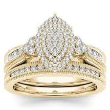 what is a bridal set ring marquise bridal sets wedding ring sets for less overstock
