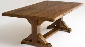 dining tables trestle table bases rustic counter height rustic trestle dining table reclaimed old wood country amazing base