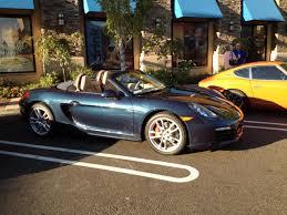 porsche dark blue metallic tomy981s u0027s garage 2013 porsche 981 s