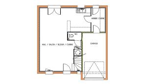 plan maison 80m2 3 chambres plan maison etage 3 chambres gratuit estein design