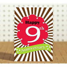 9th anniversary gift ideas 9th wedding anniversary gift ideas best of 9th marriage