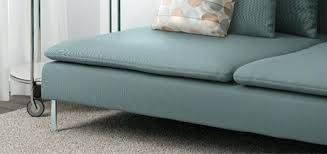 changer assise canapé changer assise canape housse bleu canapac textile soderhamn changer
