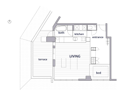 Open Floor Plan With Loft by Home Design Apartment Structures Building Plans Lagos Nigeria