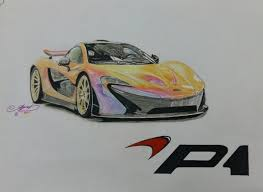 mclaren drawing search results for supercar draw to drive