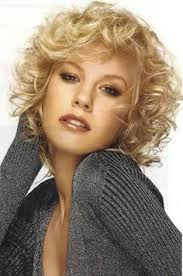 short curly hair cuts for women over 60 blonde curly haircut for women curly hairstyles pinterest