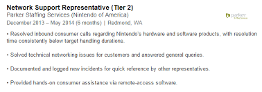 Job Experience On Resume how to list temp jobs on your resume