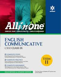 all in one english communicative cbse class 9 term ii amazon in