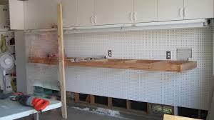 diy garage workbench design the better garages diy garage diy garage workbench design