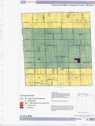 Howell Michigan Map by Community Master Plan And Zoning Economic Development