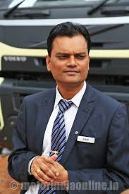 volvo truck head volvo trucks india success story continues