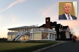 Where Does Donald Trump Live In Florida Bedminster See Donald Trump U0027s U0027working Vacation U0027 Spot Money